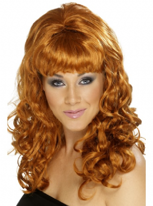 Beehive Beauty Wig, Auburn, Black or Blonde